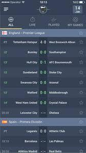 """Football Fans Rejoice: New No-Cost App """"Super Live Score ..."""