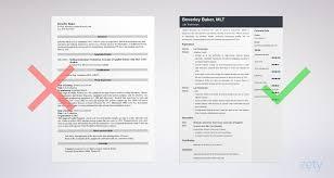 Lab Technician Resume Sample With Skills Job Description