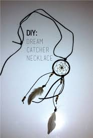 How To Make Your Own Dream Catcher Necklace DIY Dream Catcher Necklace Jewelry Pinterest Diy dream 2