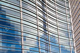 Glass Office Windows Background Pattern Stock Photo Picture And