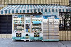 Vending Machine Shop Gorgeous The List] 48 Zany Vending Machines Around Shanghai SmartShanghai