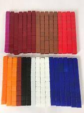 Msas Cubes Unifix Cubes Mathematics Ebay