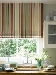 Kitchen Shades And Curtains Kitchen Cafe Curtains For Kitchen With Kitchen Design Idea Focus