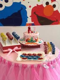 Sesame Street Elmo Cake Cookies Cakepops Food Drinks Baked Goods