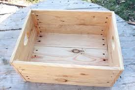 pallet crate furniture. Diy Pallet Crate DIY Storage | Furniture