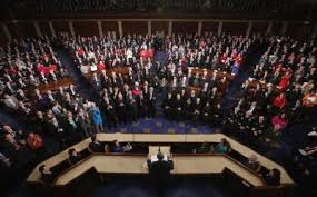 State Of The Union Seating Chart What Is Different About The Congress Seating Arrangements In