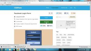 How To Add Css Template To A Jsp Page Youtube