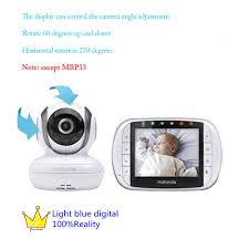 motorola digital video baby monitor. cameras to enable you keep an eye on the entire family in up 4 rooms of your home. with motorola\u0027s mbp36 you\u0027re free watch them dream. motorola digital video baby monitor