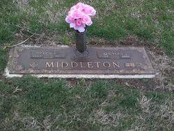Cecil Everett Middleton (1917-1989) - Find A Grave Memorial
