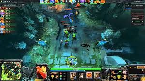 dota 2 how to off lane with the bounty hunter with epicepics and