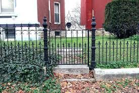 decorative garden gates. Decorative Wooden Garden Gates Posts Fences Wrought Iron Fence . R