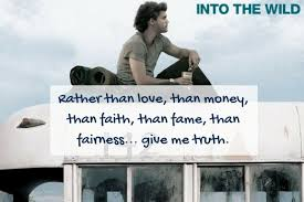 Into The Wild Quotes Best 48 Thought Shattering Quotes From 'Into The Wild' That Will Set Your