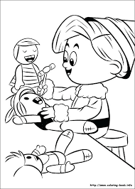 Coloring Pages Rudolph The Red Nosed Reindeer Coloring Pages On