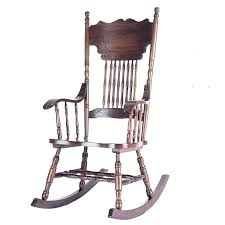 vintage wooden rocking chair old wood chairs for carved oak living horse antique old wooden rocking chair