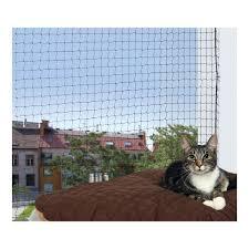 Trixie Cat Protect Katzen Schutznetz Schwarz Kaufen Bei Zooroyal