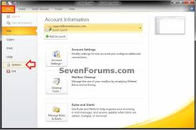 Outlook 2010 Signatures Backup And Restore Windows 7