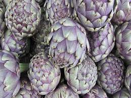 nutritional value of artichokes