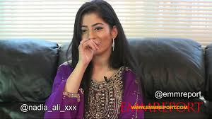 nadia ali exclusive interview part 1 YouTube