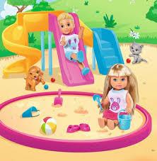 Búp Bê Sinh Đôi Steffi Love Twin Tour Plastic Doll