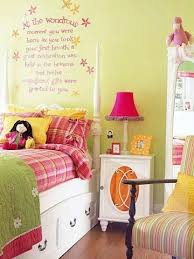 Green Girls Bedroom Pink And Baby Girl Nursery Rooms Dieet Co