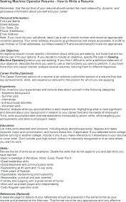 Resume For Heavy Equipment Operator Heavy Equipment Operator Resume