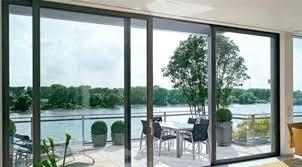 12 ft 3 panel sliding glass door patio doors for amazing 6 l