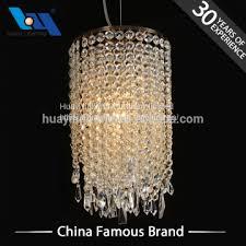 indoor lighting iron and k9 crystal custom made hotel crystal chandelier