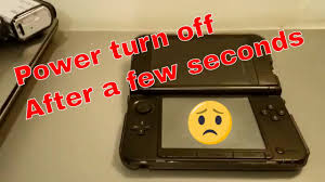 3ds Xl Blue Light No Screen 3ds Xl Power Issue Blue Light Turn On Then Off