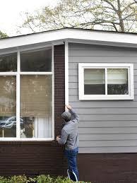 Amazing Painting Exterior Trim Preparation Decorate Ideas Creative - House exterior trim