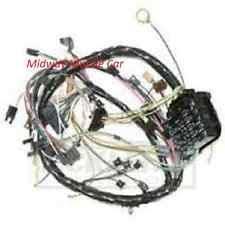el camino wiring harness ebay El Camino Wiring Harness dash wiring harness 64 65 66 67 chevy chevelle malibu el camino (fits el 1972 el camino wiring harness