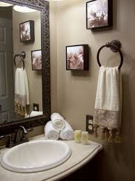 eiffel tower bathroom decor  neutral guest bathroom bathroom designs decorating ideas