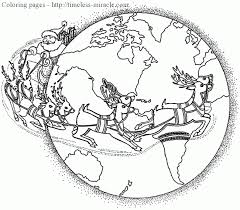 Small Picture Christmas around the world coloring pages