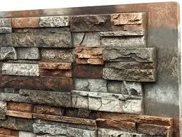 stone veneer kitchen backsplash. Scrubbing Our Panels With A Soft-bristled Brush Can Remove Dirt Without Damaging Them. Stone Veneer Kitchen Backsplash L