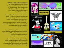 graphic communication design old colony regional vocational graphicsart
