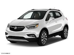 buick encore. woodbridge white frost metallic 2017 buick encore new suv for sale 170416 h