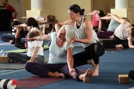 forrest yoga weekend united photo