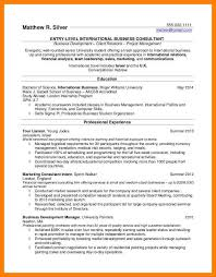 Student Resume For College Magnificent 48 Sample College Student Resume Letmenatalya