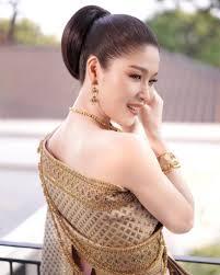 20 ทรงผมเจาสาว ชดไทย โดยชางชอดง Weddingreview