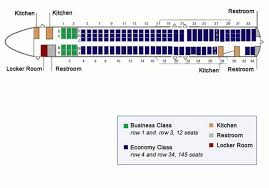 Delta Dc 9 Seating Chart China Eastern Airlines Aircraft Seatmaps Airline Seating