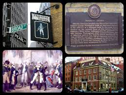 Image result for december 4 1783 George Washington,