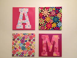 Small Picture craft ideas for girls Living Unbound DIY Easy Wall Hanging
