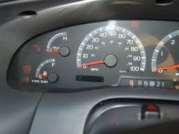 2000 F150 Instrument Cluster Lights Sparkys Answers 2003 Ford F150 Odometer Works Sometimes