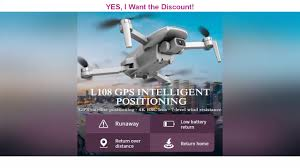 ⚡️ XKJ Gps Drone HD 4K Camera Professional 800m Image Transmission  Brushless Motor Foldable Quadcop - YouTube