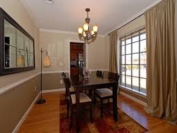 Dining Room Pictures With Chair Rail - Interior Design
