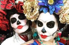 the dead makeup