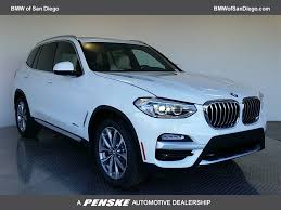 BMW 3 Series new bmw sport car : 2018 New BMW X3 xDrive30i Sports Activity Vehicle at BMW of San ...