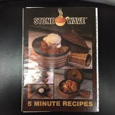 Stone Wave Dessert Recipes Telebrands Stone Wave Micro Cooker Brand New W O Box