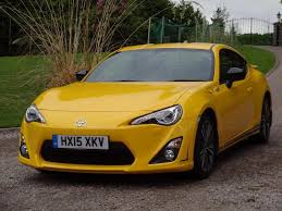 TOYOTA GT86 2.0 D-4S Giallo 2dr (yellow) 2015 | in Milltimber ...