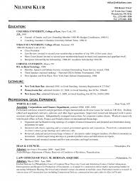 Cover Letter Sample Lawyer Resume Immigration Lawyer Resume Sample