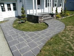 diy concrete patio ideas alluring concrete patio designs stamped innovative cement best ideas about patios on